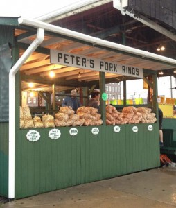 Peter's Pork Rinds Soulard Market