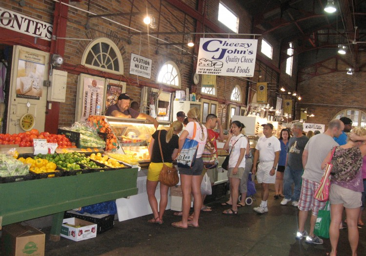 Cheeze At Soulard Market