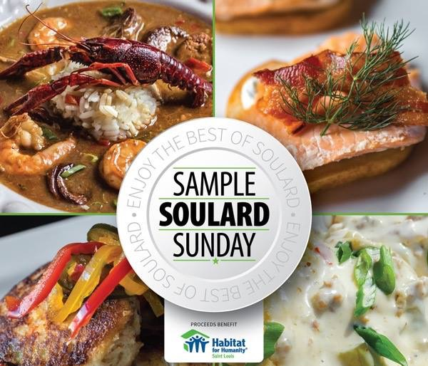Sample Soulard Sunday @ 1700 south 9th 63104